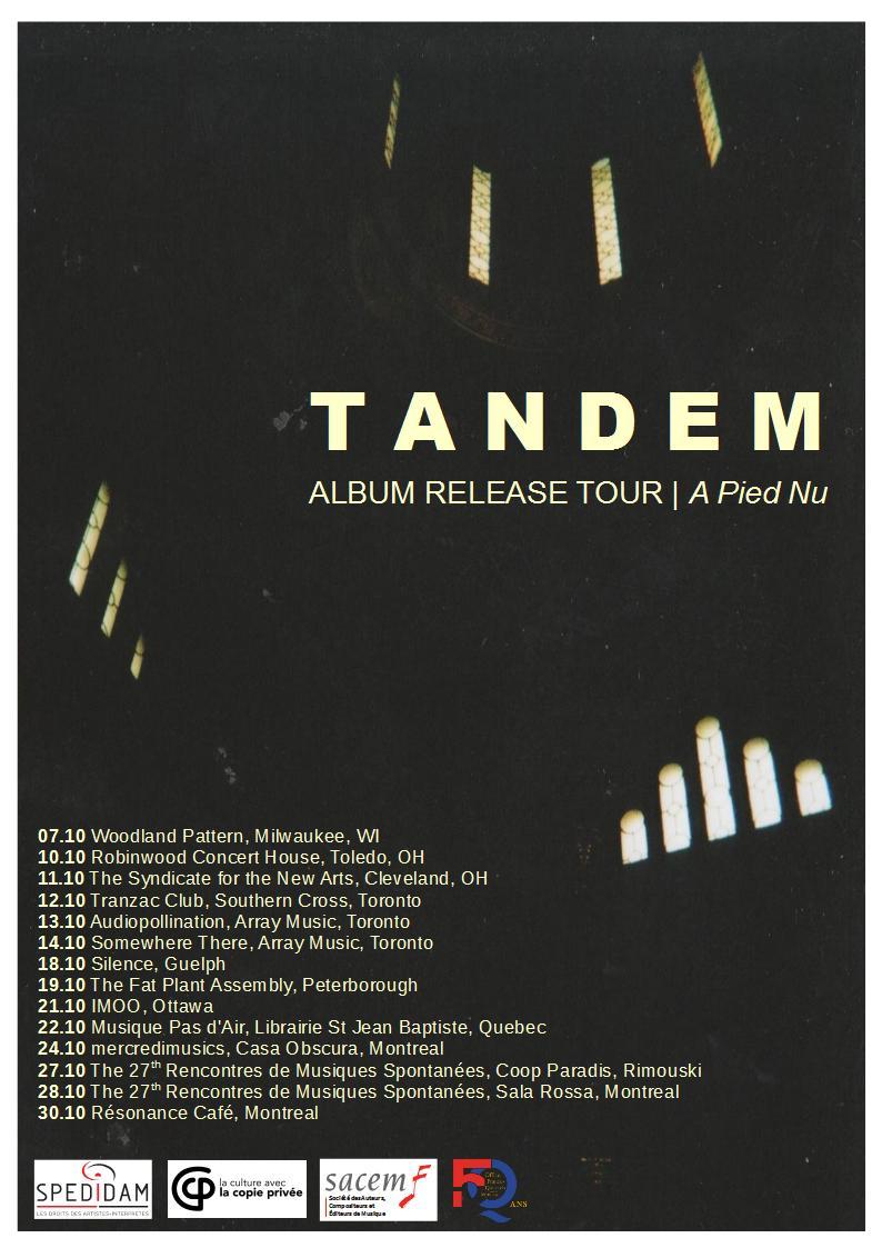 flyer tournee tandem_x